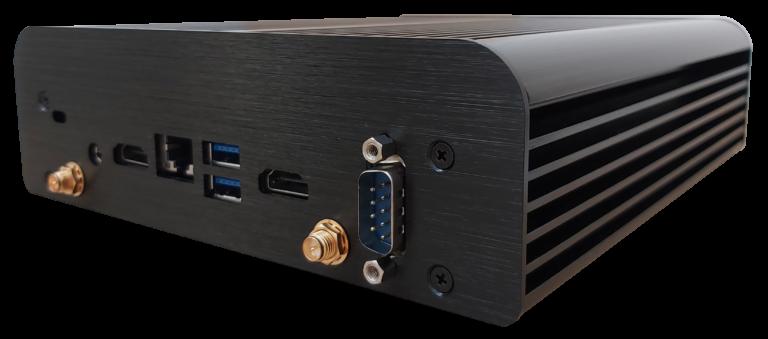 Kimera Serial RSC-7-Connettori-Back-Prospettiva